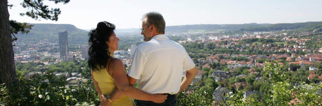 Senioren-Liebe im Alter-Zweiter Fruehling
